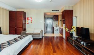 Feisuo Hotel Apartment, Апартаменты  Пекин - big - 30