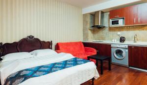 Feisuo Hotel Apartment, Апартаменты  Пекин - big - 9