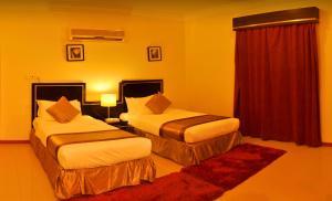 Nelover Hotel Hafar, Apartmánové hotely  Hafr Al Baten - big - 8