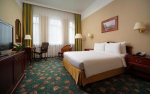 Moscow Marriott Tverskaya Hotel, Hotely  Moskva - big - 9