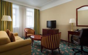 Moscow Marriott Tverskaya Hotel, Hotely  Moskva - big - 15