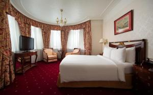 Moscow Marriott Tverskaya Hotel, Hotely  Moskva - big - 20