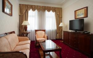 Moscow Marriott Tverskaya Hotel, Hotely  Moskva - big - 21