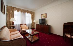 Moscow Marriott Tverskaya Hotel, Hotely  Moskva - big - 22