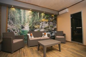 Гостевой комплекс Времена года, Мини-гостиницы  Сортавала - big - 24