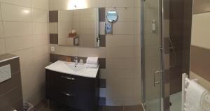 Hotel Du Pont Vieux, Hotely  Carcassonne - big - 14