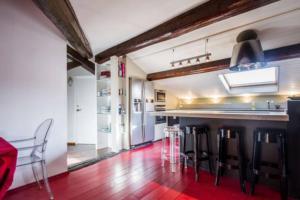 Beau 4 pièces avec parking et Terrasse, Appartamenti  Tolosa - big - 14