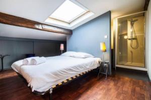 Beau 4 pièces avec parking et Terrasse, Appartamenti  Tolosa - big - 21