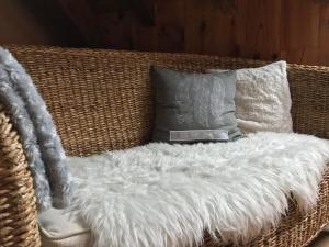 La Clé des Bois, Bed and breakfasts  Le Bourg-d'Oisans - big - 20