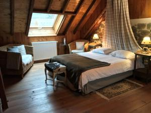 La Clé des Bois, Bed and breakfasts  Le Bourg-d'Oisans - big - 19