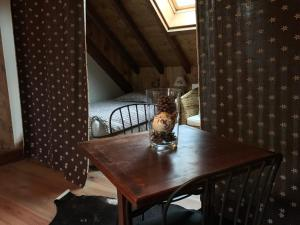 La Clé des Bois, Bed and breakfasts  Le Bourg-d'Oisans - big - 17