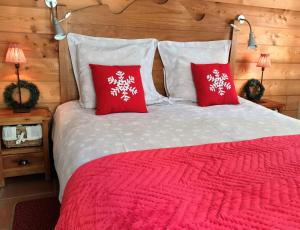 La Clé des Bois, Bed and breakfasts  Le Bourg-d'Oisans - big - 16