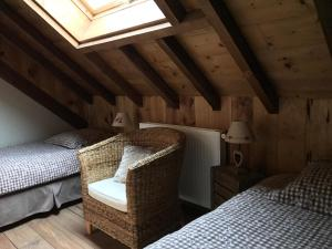 La Clé des Bois, Bed and breakfasts  Le Bourg-d'Oisans - big - 14
