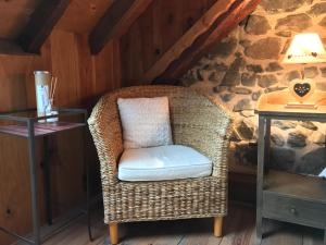 La Clé des Bois, Bed and breakfasts  Le Bourg-d'Oisans - big - 13