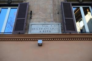 Ripa Rome Trastevere Home, Apartmány  Řím - big - 32