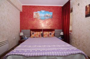 4 ApartsHotel Galati Faleza, Ferienwohnungen  Galaţi - big - 42