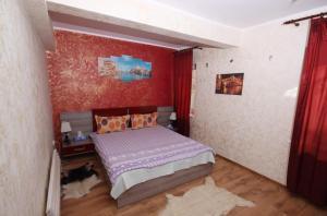 4 ApartsHotel Galati Faleza, Ferienwohnungen  Galaţi - big - 43