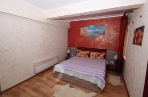 4 ApartsHotel Galati Faleza, Ferienwohnungen  Galaţi - big - 46