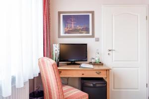 Budget-dobbeltværelse