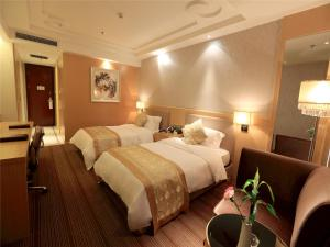 Golden Mountain International Hotel, Hotels  Laiyang - big - 16
