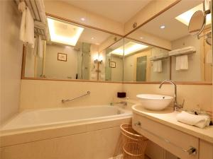 Golden Mountain International Hotel, Hotels  Laiyang - big - 15