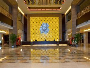 Golden Mountain International Hotel, Hotels  Laiyang - big - 22