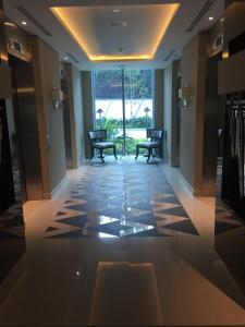 Acqua Private Residence Apartment Ugo, Ferienwohnungen  Manila - big - 32