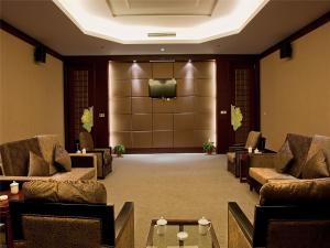 Golden Mountain International Hotel, Hotels  Laiyang - big - 21