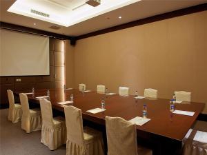 Golden Mountain International Hotel, Hotels  Laiyang - big - 29