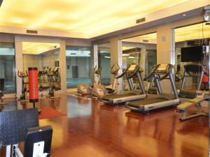 Golden Mountain International Hotel, Hotels  Laiyang - big - 26