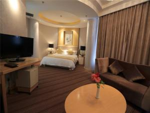 Golden Mountain International Hotel, Hotels  Laiyang - big - 13