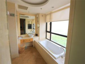 Golden Mountain International Hotel, Hotels  Laiyang - big - 11