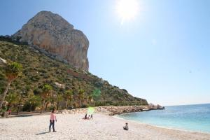 Holiday Apartment Peñón de Ifach, Apartmanok  Calpe - big - 5