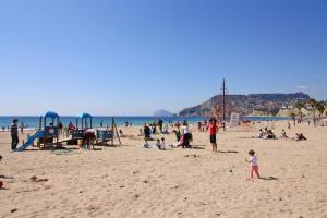 Holiday Apartment Peñón de Ifach, Апартаменты  Кальпе - big - 9
