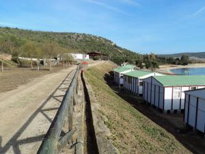 Camping San Jose Del Valle, Kempingek  San Jose del Valle - big - 10