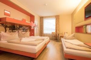 JUFA Hotel Wien, Hotely  Vídeň - big - 16