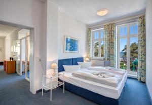 Haus Seeblick Hotel Garni & Ferienwohnungen, Hotely  Zinnowitz - big - 36