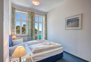 Haus Seeblick Hotel Garni & Ferienwohnungen, Hotely  Zinnowitz - big - 37