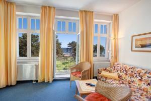 Haus Seeblick Hotel Garni & Ferienwohnungen, Hotely  Zinnowitz - big - 40