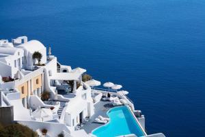 Katikies Hotel - The Leading Hotels of the World (Oia)