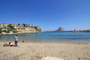 Holiday Apartment Perlamar 3, Appartamenti  Calpe - big - 12
