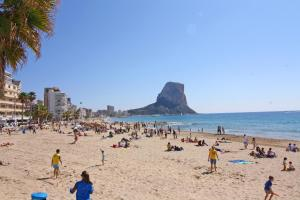 Holiday Apartment Perlamar 3, Appartamenti  Calpe - big - 11