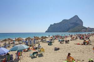 Holiday Apartment Perlamar 3, Appartamenti  Calpe - big - 10