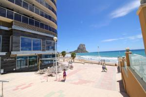 Holiday Apartment Perlamar 3, Appartamenti  Calpe - big - 1