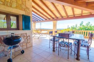Can Teco, Villas  Porto Cristo - big - 28