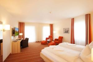 Hotel Gierer, Szállodák  Wasserburg - big - 5
