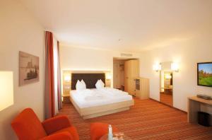 Hotel Gierer, Szállodák  Wasserburg - big - 23