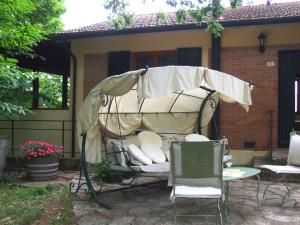 Vacanze Toscane In The Country, Apartmanok  Sassetta - big - 31