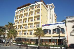 Grand Hotel Victoria, Отели  Баньара-Калабра - big - 20
