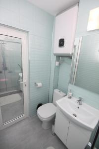 4 ApartsHotel Galati Faleza, Ferienwohnungen  Galaţi - big - 47